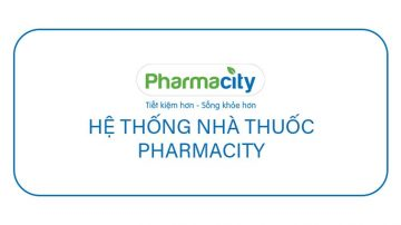 Hệ Thống Nhà Thuốc Pharmacity